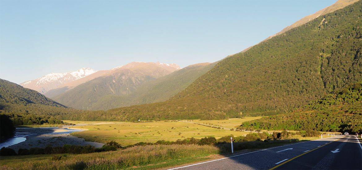 Reasons to go Self Drive Touring in New Zealand