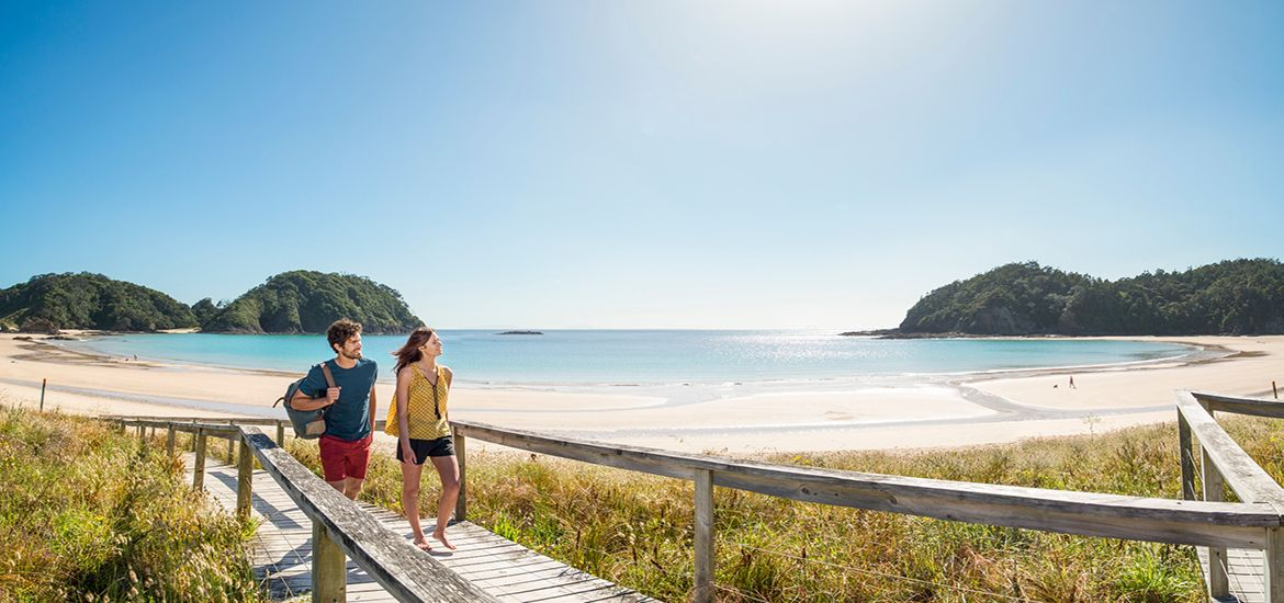 Best time to visit New Zealand