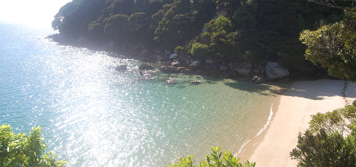 Abel Tasman Unguided Trek