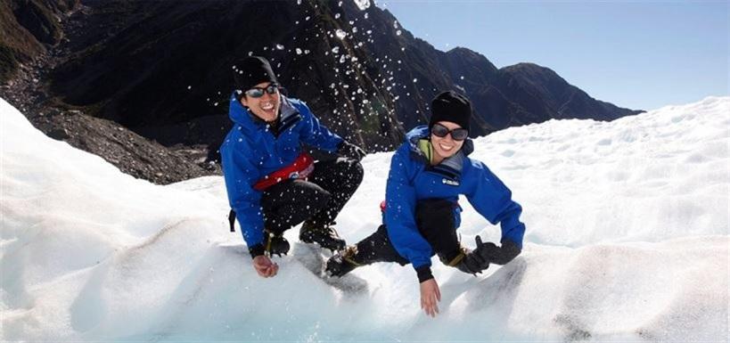 Escursione di Franz Josef Heli