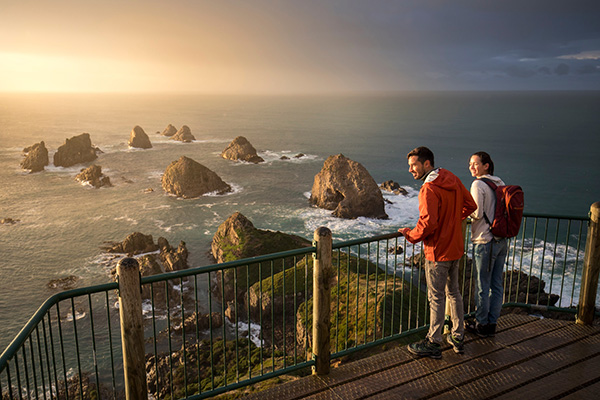 Nugget Point - The Catlins Coast