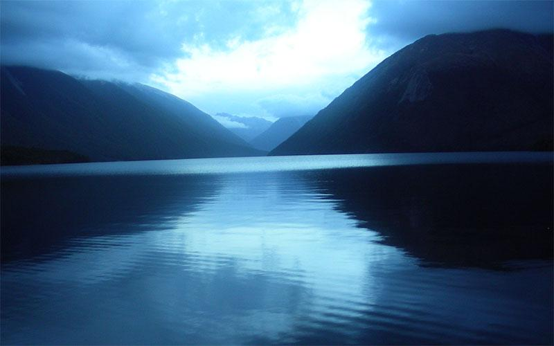 Lake Rotoiti - Nelson Lakes National Park