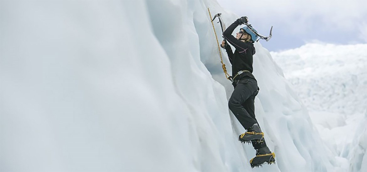 Fox Glacier Ice- Climbing