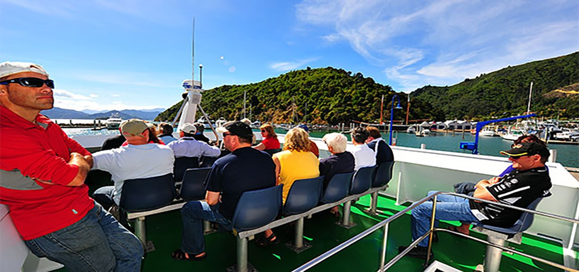Marlborough Cruises - Afternoon Cruise
