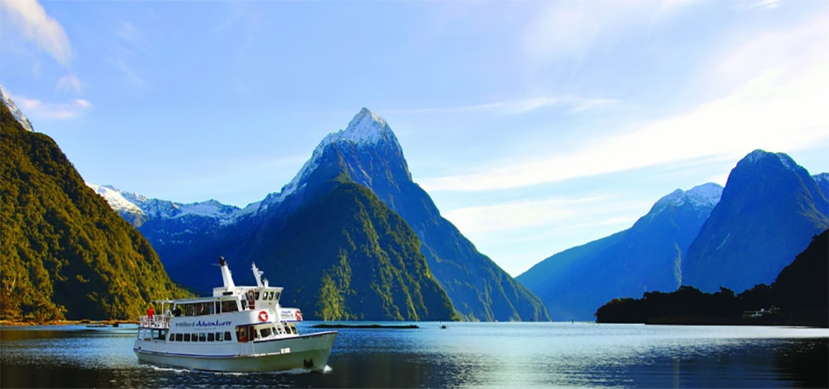 Milford Sound Tour and Jetboat Combo