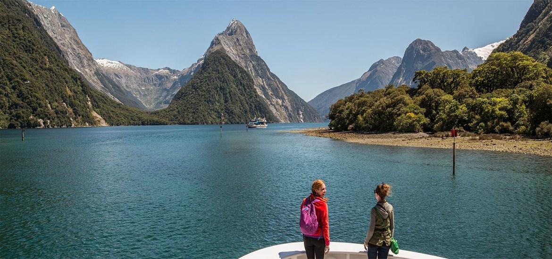Milford Sound Cruise (von Te Anau)