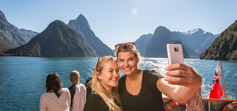 Milford Sound Cruise (Besucherterminal)