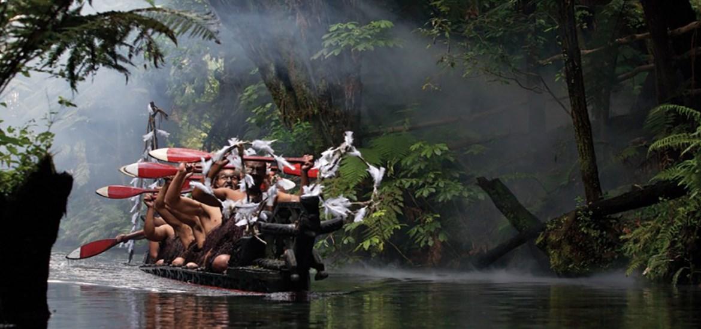 Mitai Maori Dorf