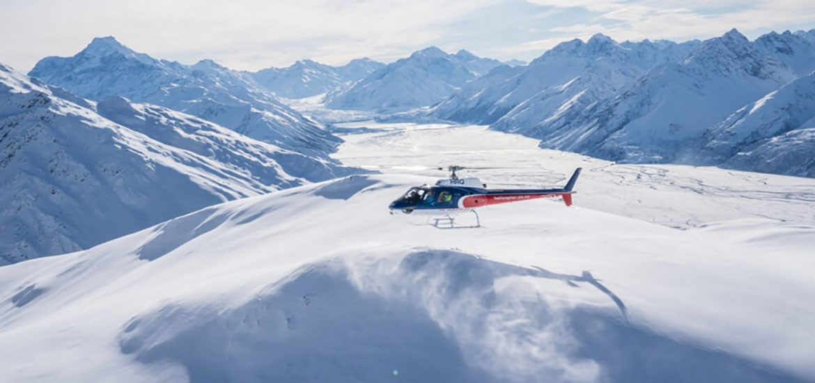 Mt Cook Heli Flight - Southern Alps Experience