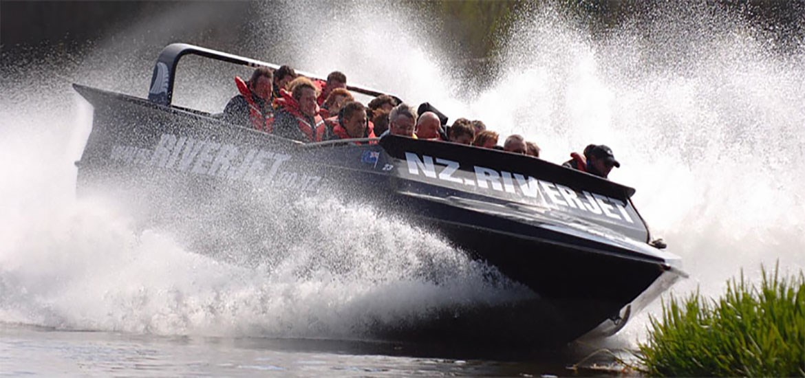 Rotorua Riverjet - Ultimate Thermal Safari