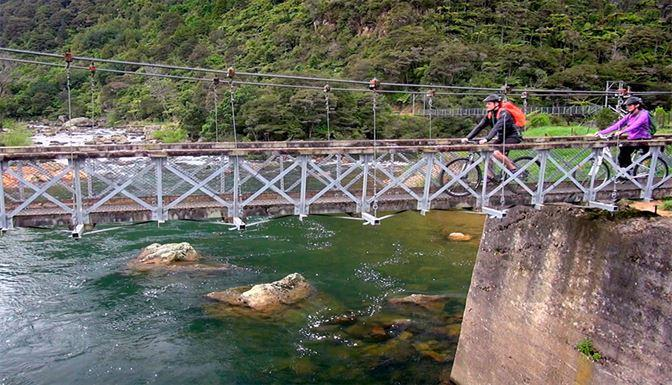 Hauraki Rail Trail Coromandel