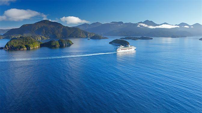 Cruise in Dusky Sound
