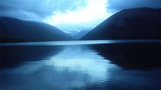 Lake Rotoiti Nelson Lakes National Park