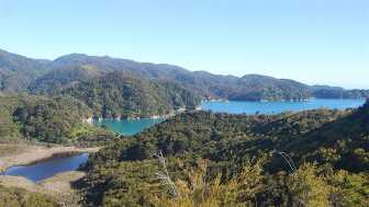 Abel Tasman National Park coastal track