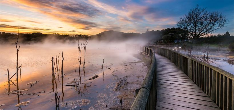 Waitomo & Rotorua