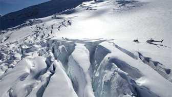 Glacier Country Heli-Ice