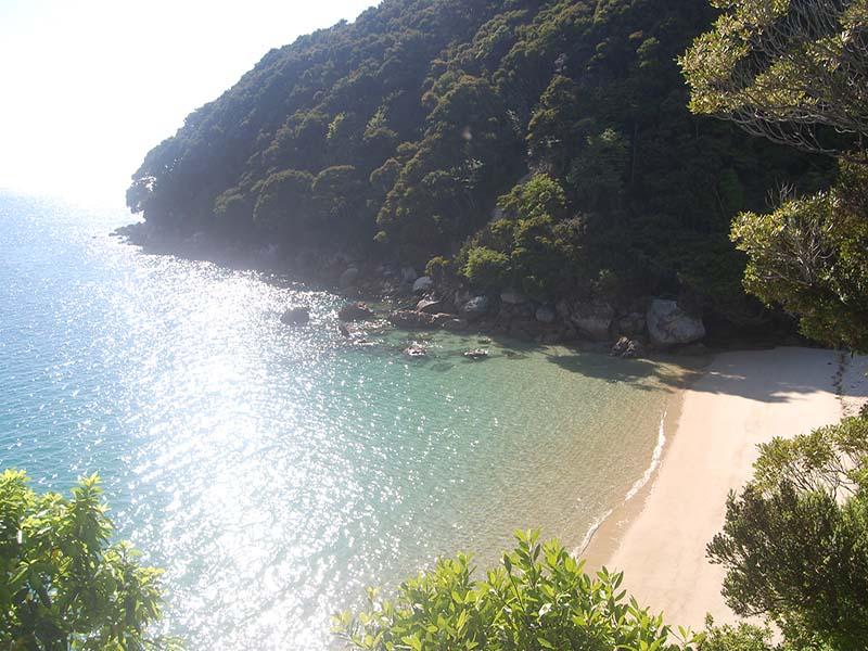 Abel Tasman Coastal Track - Nueva Zelanda