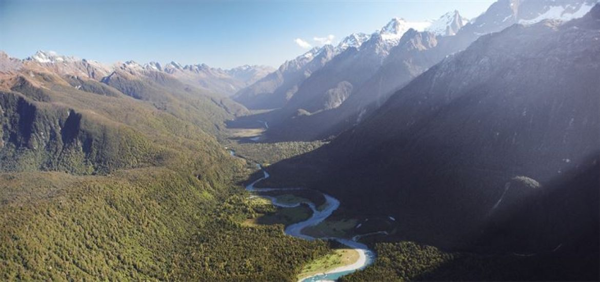 3 Day Hollyford Guided Trek