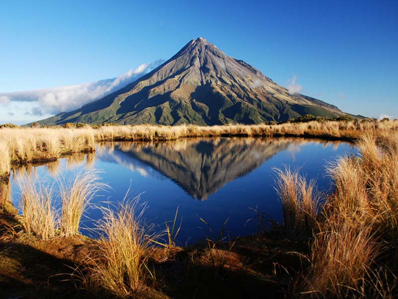 Circuito Poukaia Mt Taranaki - Parque Nacional Mt Egmont