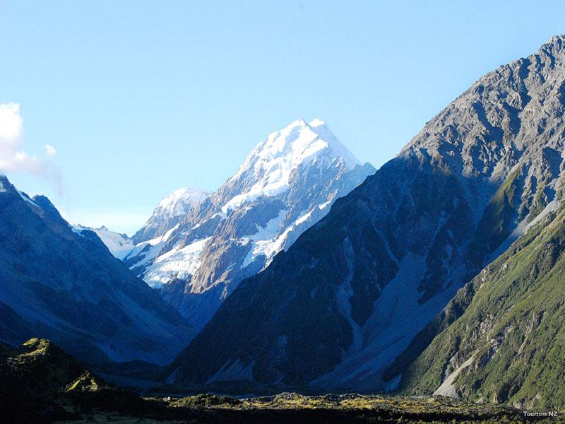 Mt Cook Hooker Valley