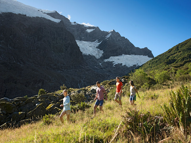 Rob Roy Glacier Hike
