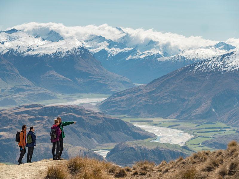 Roy's Peak Climb Wanaka