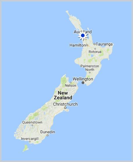 纽西兰,奥克兰