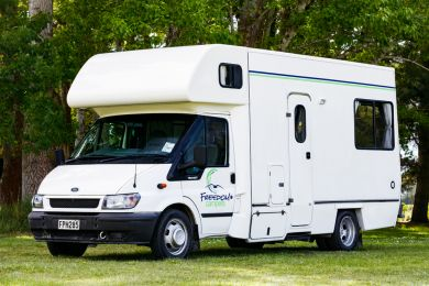 Freedom Path Escape 4/5 Berth motorhome