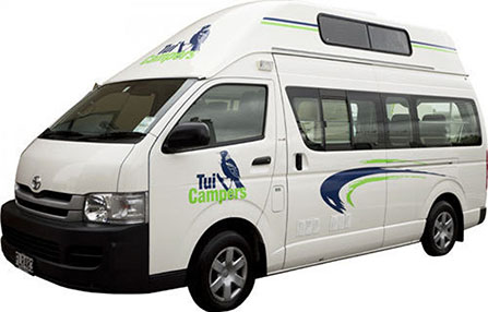 Tui Trail finder 2/3 berth camper