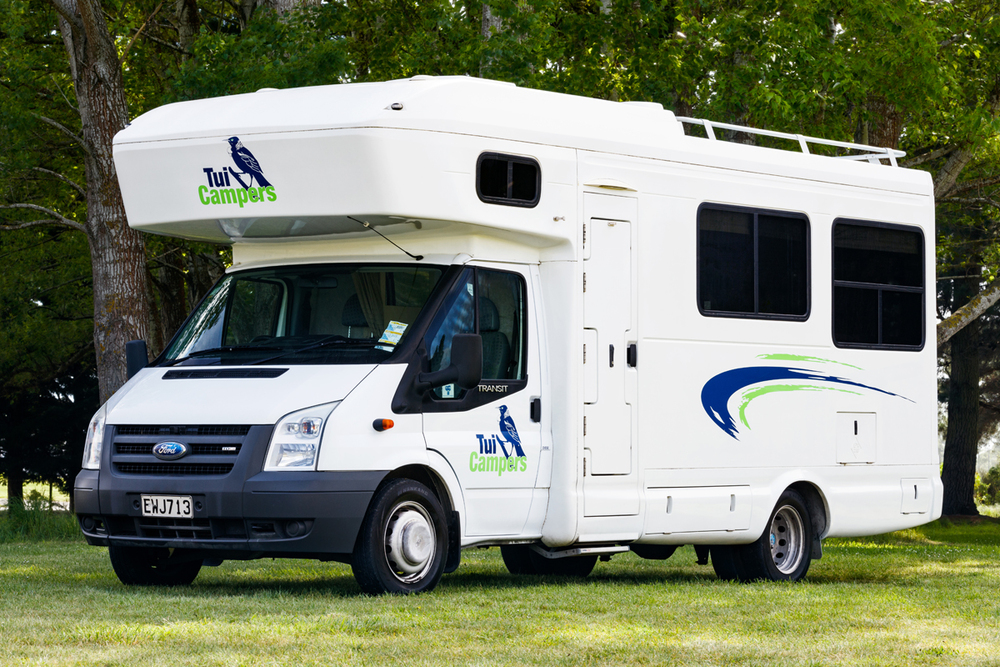 Tui Campers Path Blazer 4 Berth