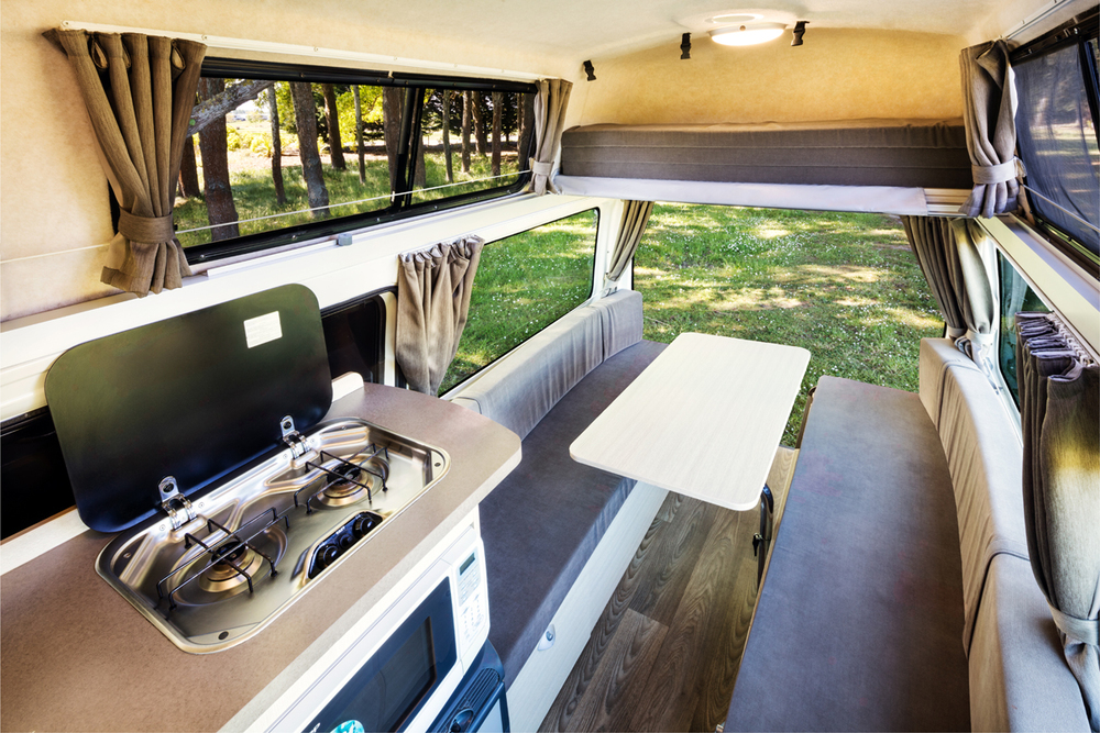 Tui Trail Finder Camper