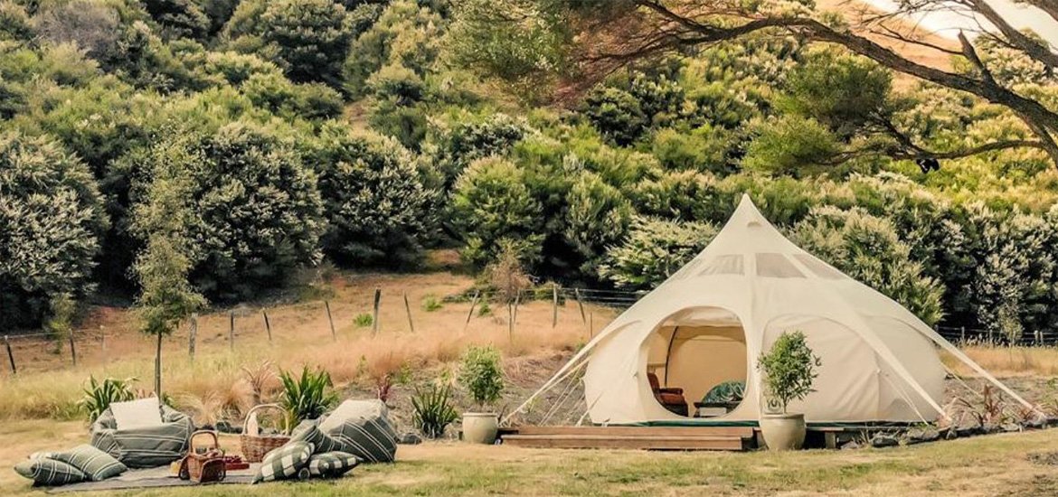 20 Day North Island Nature Glamping