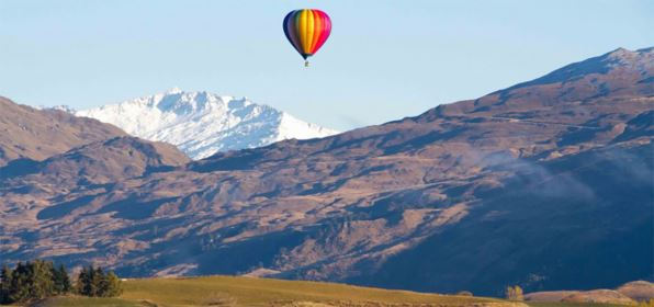 Sunrise Balloon - Queenstown