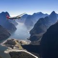 The Helicopter Line Milford Sound Scenic Flights